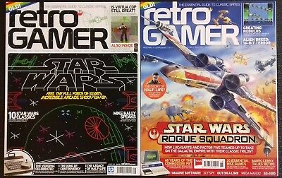 Retro Gamer magazine, Star Wars collection - Issues 149 and 168