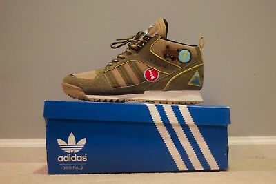 f881bcd74 NEW ADIDAS ZX TR Mid Extra Butter Scout Leader Trail Shoes Size 13 ...