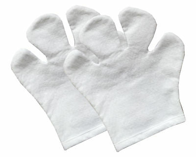 Cartoon Hands Minnie Mickey Mouse White Mens Women Costume Mitts Gloves