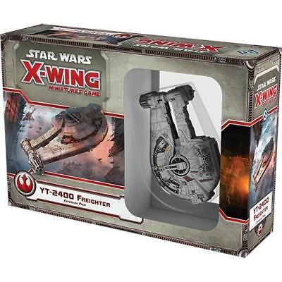 star wars x-wing miniatures game : YT-2400 Freighter Expansion Pack