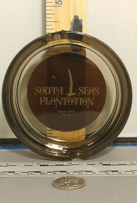 South Seas Plantstion captiva island fla Ashtray USED NICE