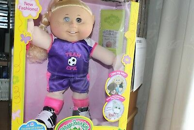 CABBAGE PATCH KIDS Karla Aubrey May 26th BNIB