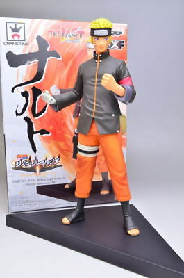 (Authentic) Naruto Shippuden DXF Shinobi Relations SP Naruto Action Figure