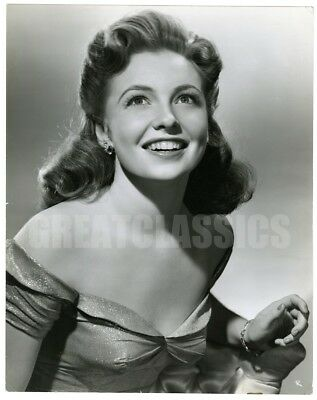 Joan Leslie Sky's The Limit 1943 Original Vintage Oversize Dblwt Photograph