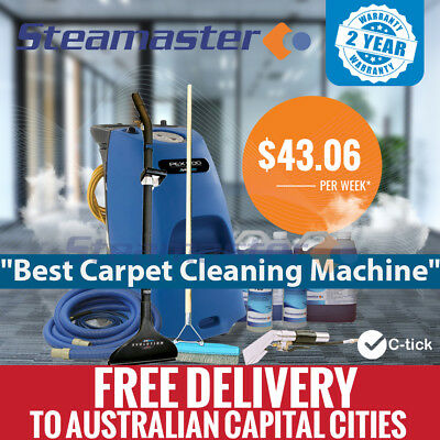 Carpet Cleaner Upholstery Steam Cleaning Machine Pex 500 Equipment w accessories