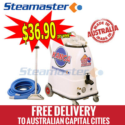 KANGA 600 CARPET STEAM CLEANER CLEANING MACHINE EXTRACTOR with accessories