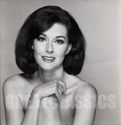 Nancy Berg Fail Safe 1964 Gorgeous Pinup 2 1/4 Camera Negative Peter Basch