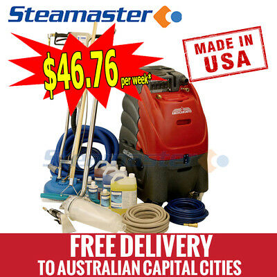 1200PSI Dual 3stage SANDIA steam carpet cleaner cleaning machine w accessories