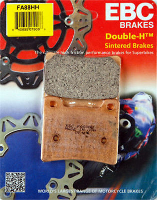 EBC Sintered Brake Pads - FA88HH - 2 Pair - Yamaha