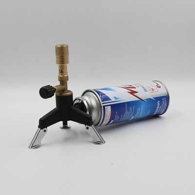 High Quality Laboratory Gas Bunsen Burner Lamp for Lab Heating Transfer Adapter