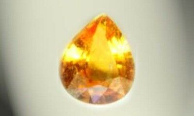 19thC Antique 2/3ct Sapphire Gem of Medieval Oracle Sorcery Prophecy Black Magic