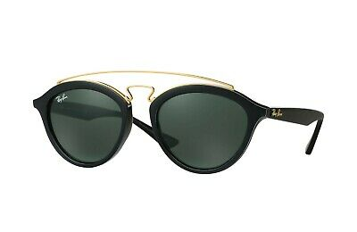 85b420c9cb NEW RAY-BAN GATSBY II LARGE Black Green Classic Sunglasses RB 4257 601 71