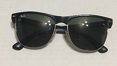 80369bee91fad ... where can i buy ray ban clubmaster oversized sunglasses rb4175 877  black grey lens 57 16