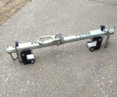 Iron Workers Beam Anchor Clamp Sliding Travler