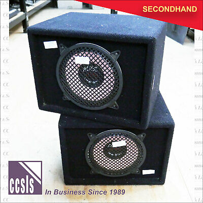 Sub Woofer Passive with 10-inch Altec Driver - Pair