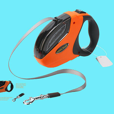 Retractable Leads for Dog Large Breed Heavy Duty Smooth Extending Retracting Dog
