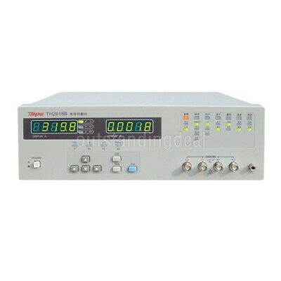 Precision Capacitance Meter Tester TH2618B For Product Line Fast Measurement SZ#