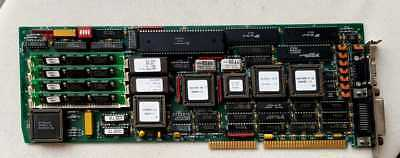 Waters ISA Bus Lac/e Multi Interface Board 024759/024940 IEEE analog/dig convert