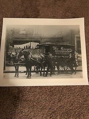 Kroger Horse And Wagon Picture