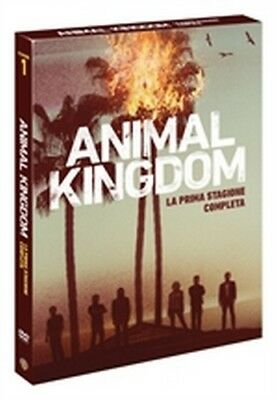 Animal Kingdom - Stagione 1 (3 DVD) - ITALIANO ORIGINALE SIGILLATO -