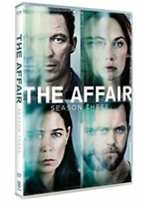 The Affair - Stagione 3 (4 DVD) - ITALIANO ORIGINALE SIGILLATO -