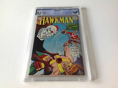 Hawkman 18 Cbcs 8.5 Adam Strange Cover And Appearance Dc Comics Like Cgc