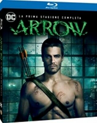 Arrow - Stagione 1 (4 Blu-Ray Disc) - ITALIANO ORIGINALE SIGILLATO -