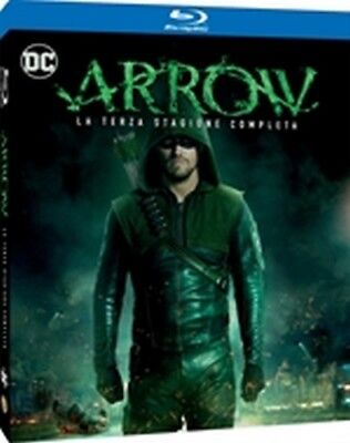 Arrow - Stagione 3 (4 Blu-Ray Disc) - ITALIANO ORIGINALE SIGILLATO -