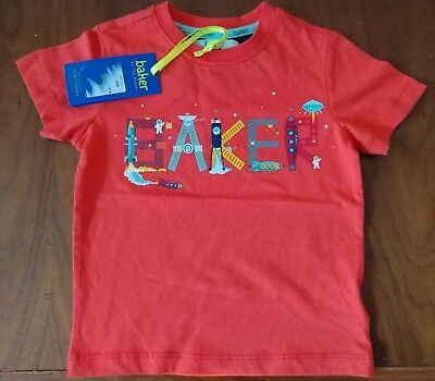 ted baker baby boy toddler tshirt size 12-18 months new with tags top