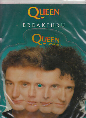 Queen - Breakthru - Shape - Uk - 1989