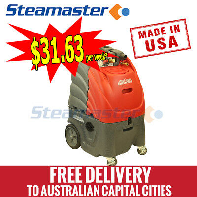 Carpet Steam Cleaner Cleaning Equipment 500PSI Heated Dual3Stage Extractor wand