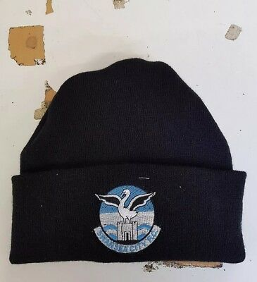 Swansea City wooly HAT Beanie hat The Swans