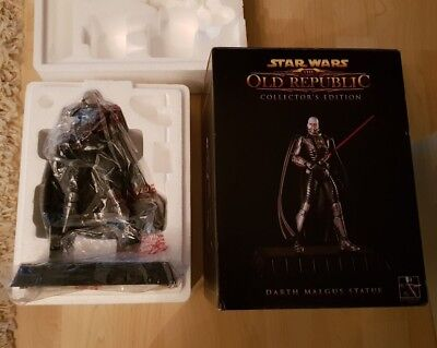 Darth Malgus Statue Star Wars the old Republic OVP