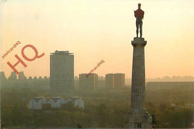 Picture Postcard: Belgrade, Monument To The Victor