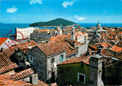 Picture Postcard::Dubrovnik, General View