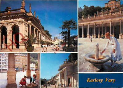 Picture Postcard::Karlovy Vary (Multiview)