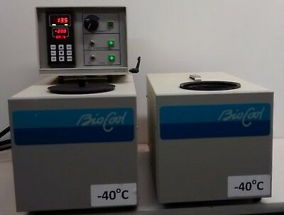 Controlled-rate Freezer, Bio-Cool BC-III-40A00 by KTS (now FTS Systems)
