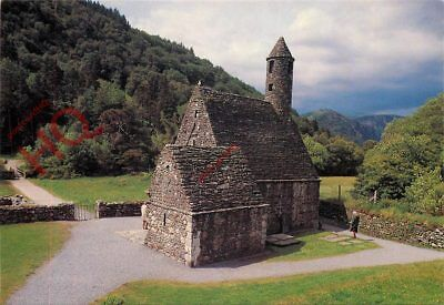 Picture Postcard, Glendalough, Co Wicklow, St Kevin's Church