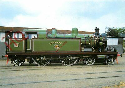 Picture Postcard-:BRESSINGHAM STEAM MUSEUM, 'THUNDERSLEY' NO. 80