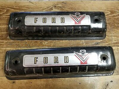 1955-1956 Ford/Mercury Y Block Valve Covers