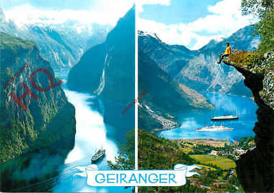 Picture Postcard:-Geiranger (Multiview)