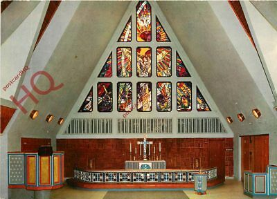 Picture Postcard:-Norway, Hammerfest, Interior Of The Church