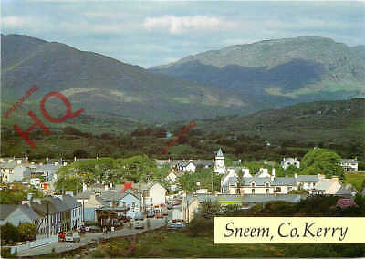 Picture Postcard--Sneem, Co. Kerry