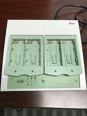 Leica Battry Charger Charging Station Gkl221 Professional Charger
