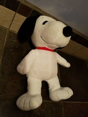 """Peanuts 15"""" Snoopy Plush Doll Toy Kohl's Snoopy Cares Super Soft"""
