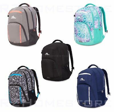 0e8fab070e Brand New High Sierra RipRap Lifestyle Backpack Book Bag New with Tags