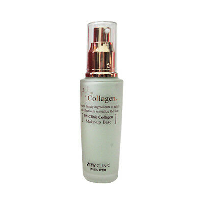 [3W CLINIC] Collagen Make Up Base - 50ml / Free Gift