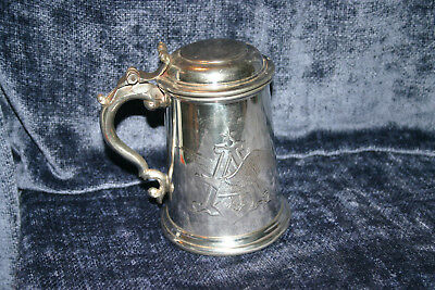 Anheuser Bush A & Eagle Logo Stein 3245 CS603 2003 Beer Mug