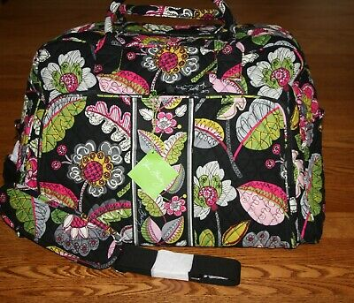 NWT Vera Bradley WEEKENDER large tote travel carry on grand overnight duffel