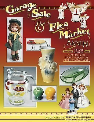 "Garage Sale and Flea Market Annual (2004, Hardcover) 9"" x 11"""
